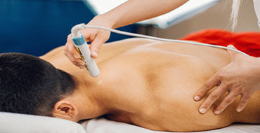 Laser treatment in physical therapy - Dr Noad Chiropractor, St Thomas