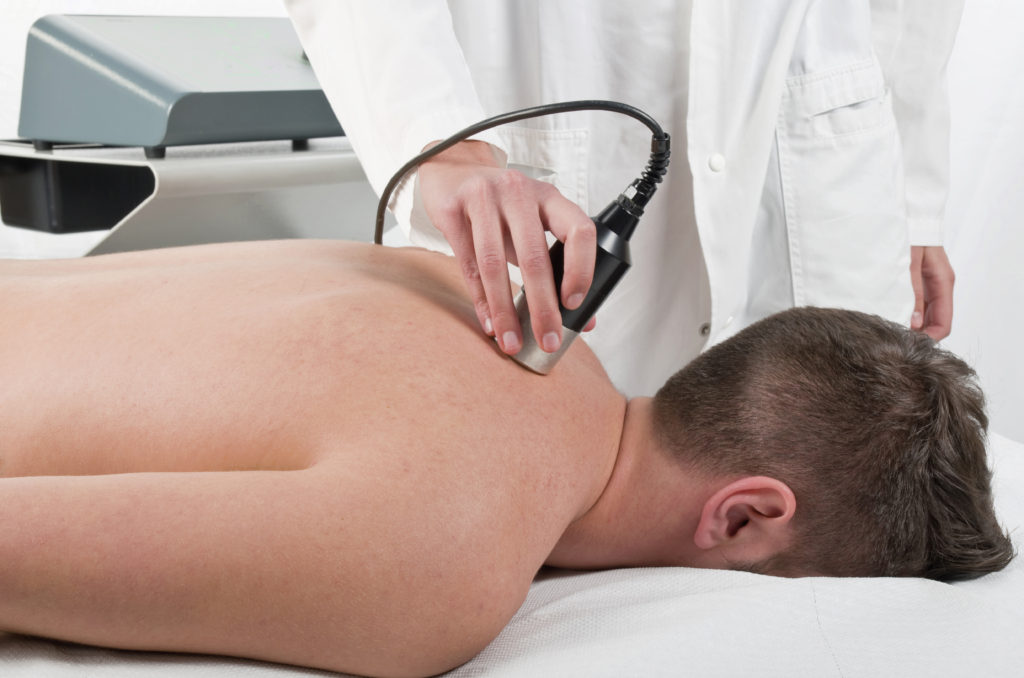 Low Volt Therapy - Noad Chiropractor, St Thomas
